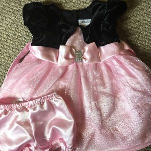 NWOT 12 month old formal dress
